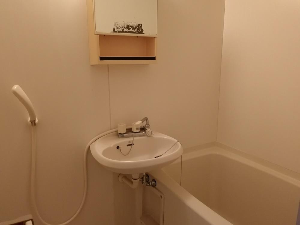 リゾートバイト寮のお風呂
