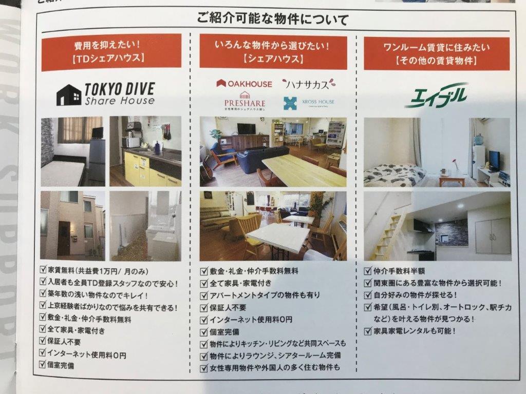 東京ダイブシェアハウス