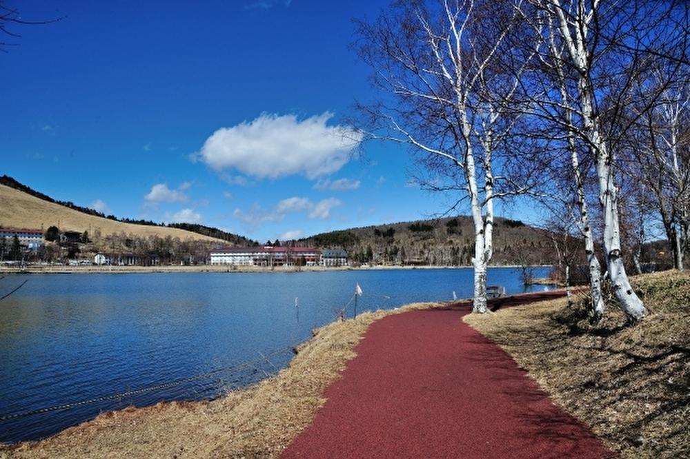 白樺湖のリゾートバイト