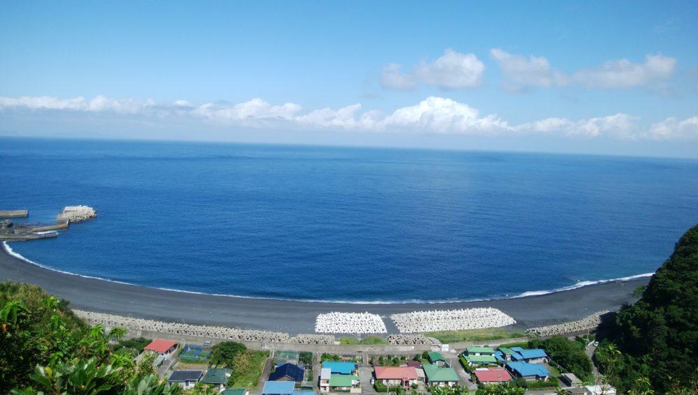 三宅島のリゾートバイト