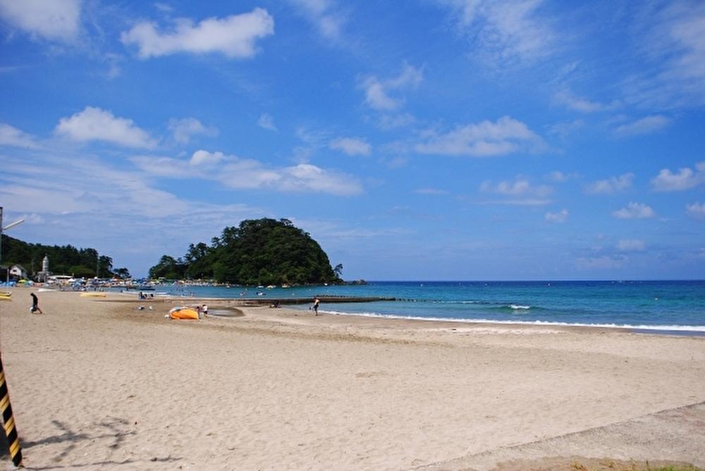 若狭和田海水浴場のリゾートバイト